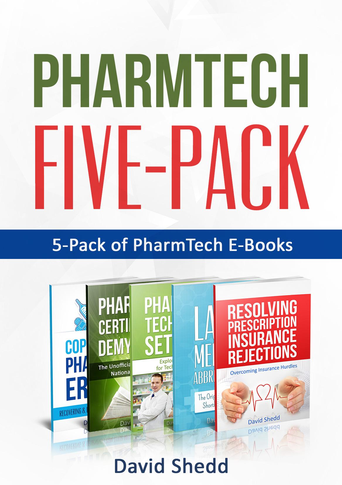 Pharmtech Five Pack