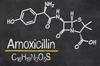 Chemical Structure of Amoxicillin