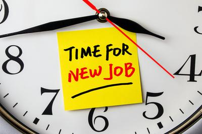 Employment Change & Notifying the BOP