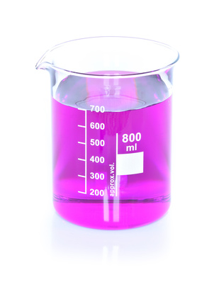 Dilution of 50 mg/ml and Stock Solution of 2 gm/5ml