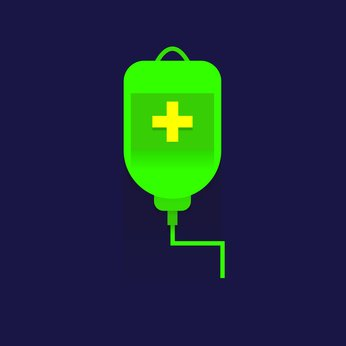 IV Dextrose in Water-Weight/Volume Pharmacy Math Question
